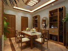 成都尚层装饰别墅装修西式古典风格案例欣赏(十三)地中海风格大户型