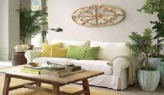 中舜鲁中国际现代风格二居室