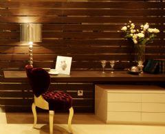 現代風格小戶型家裝現代風格玄關裝修圖片