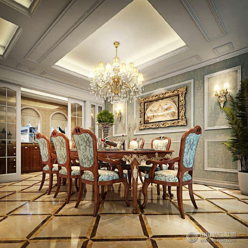 大气欧式别墅风格-儿童房装修效果图-八六装饰网装修