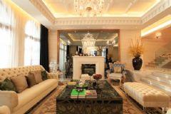 摩洛哥中式奢华混搭别墅