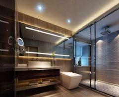 最新卫生间瓷砖搭配设计方案