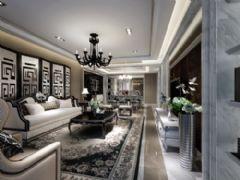 水晶欧式风格欧式风格三居室