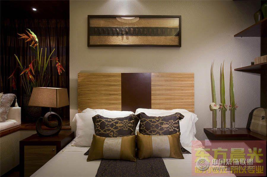 中式别墅室内设计案例 餐厅装修效果图