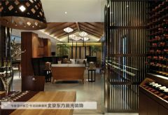 和平门北巷四合院装修中式客厅装修图片