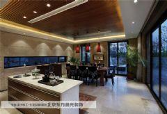 和平门北巷四合院装修中式厨房装修图片