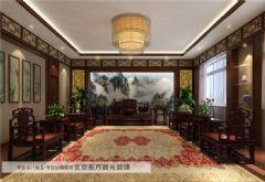 永泰生态园四合院装修改造——东方晨光中式风格别墅