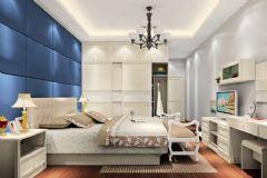 时尚静美卧室设计方案