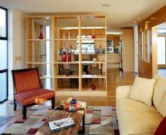 最新客厅隔断设计方案