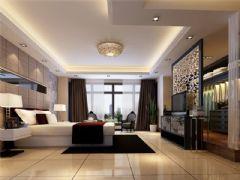 成都尚层装饰别墅装修现代简约风格案例效果图欣赏(十一)现代简约风格大户型