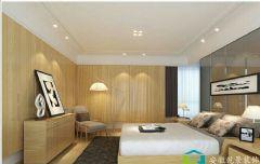 安徽乾景建筑装饰作品混搭风格三居室