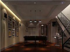 成都尚层装饰别墅装修现代简约风格案例效果图(十五)现代简约风格别墅