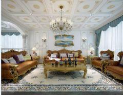 碧桂园生态城法式风格方案展示混搭风格别墅