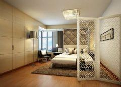 最新卧室隔断设计