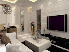 成都尚层装饰别墅装修现代简约风格案例效果图欣赏(十八)现代简约风格大户型