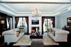最新客厅沙发摆放设计
