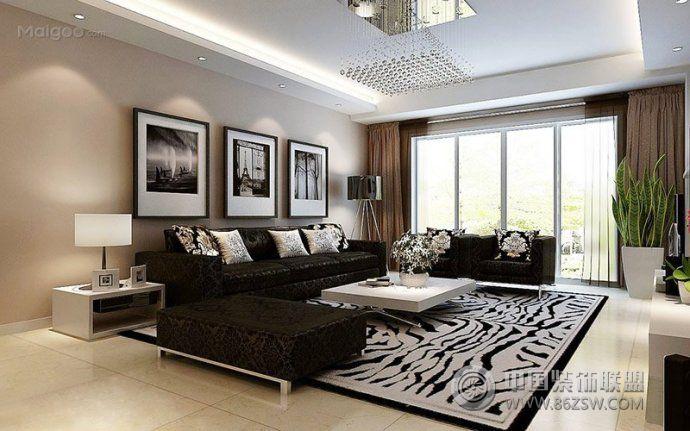 最新客厅沙发摆放设计 客厅装修效果图