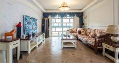 温馨唯美美式风格三居室