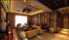 古典中式别墅装修设计中式风格别墅
