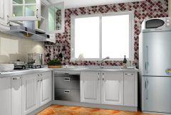 最新厨房空间布局设计