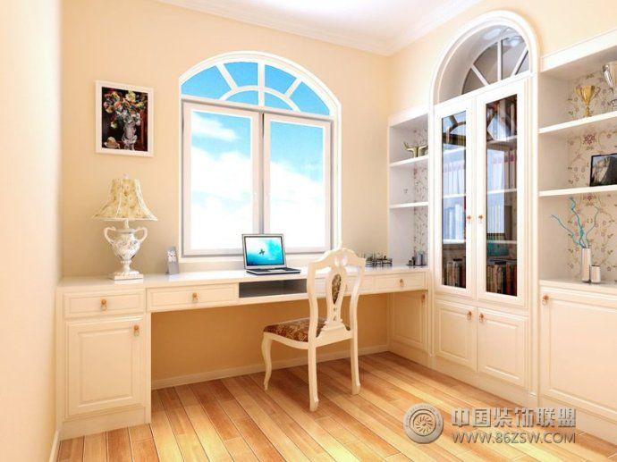 最新书房家具布局设计 客厅装修效果图 -最新书房家具布局设计 客厅装