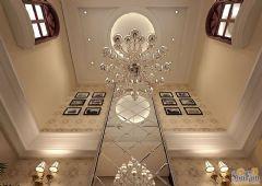 武汉尚层装饰做的f天下户型的设计方案欧式风格别墅