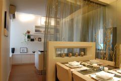 温馨简约现代客厅装修图片
