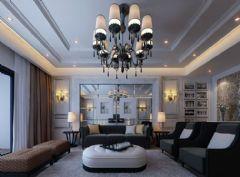 欧式风格装修效果欧式风格三居室