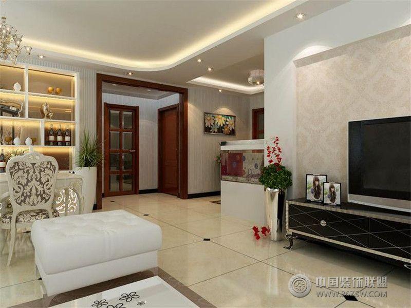 成都尚层装饰别墅装修现代简约风格案例效果图