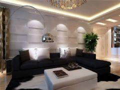 成都尚层装饰别墅装修现代简约风格案例欣赏(二十)现代简约风格别墅