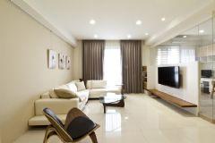 125平北欧清新休闲公寓