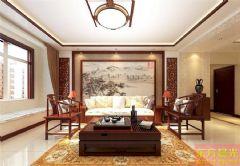 简约新中式别墅设计中式风格别墅