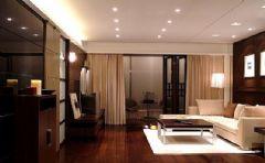 新庆坊中式风格中式风格三居室