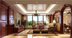 泰悦湾新古典古典风格三居室