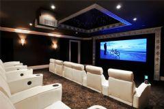 最新家庭影院设计