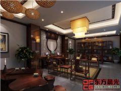 北京古韵古香中式别墅设计中式风格别墅