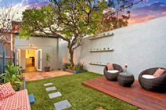 最具创意私家庭院花园设计方案