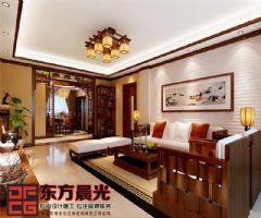 最新别墅设计效果图中式风格中式风格别墅