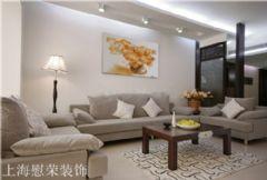 流年中式中式风格三居室
