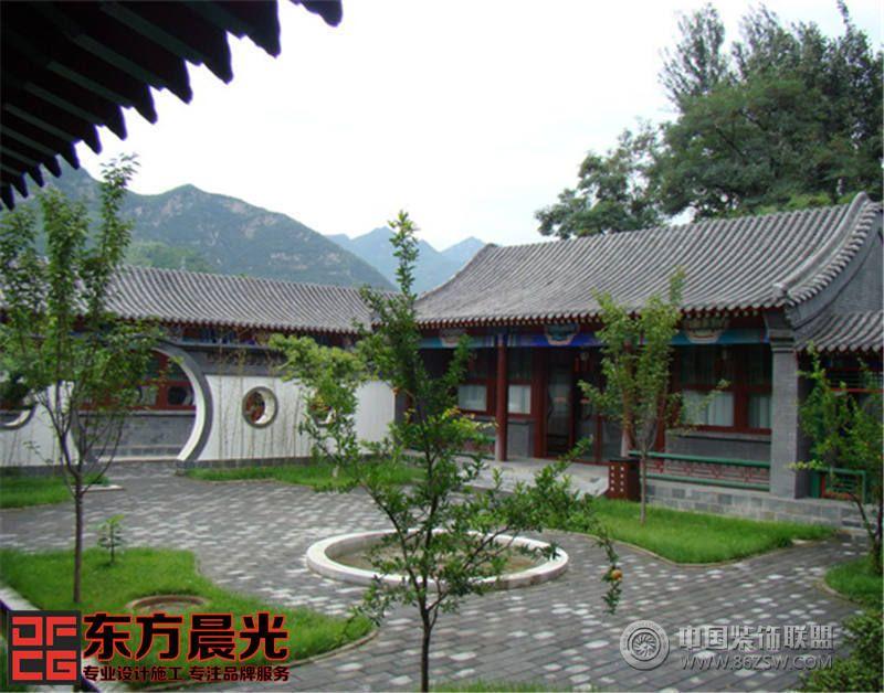 北京农村四合院设计——华而不奢中式其它装修图片