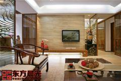 北京古典四合院装修设计中式风格大户型