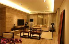 北京雅致中式四合院设计中式风格大户型