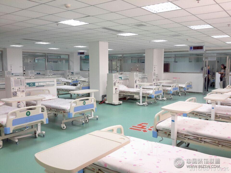 康复中心医院装修图片