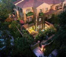 最新别墅庭院设计