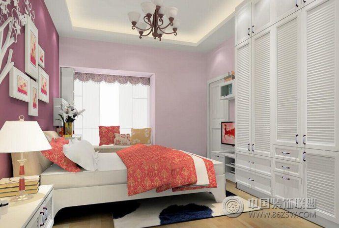 2014最新田园式卧室设计