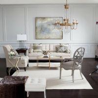 武汉天地美式风格方案展示美式风格三居室