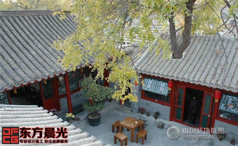古典中式门头设计-其它装修效果图-八六(中国)装饰