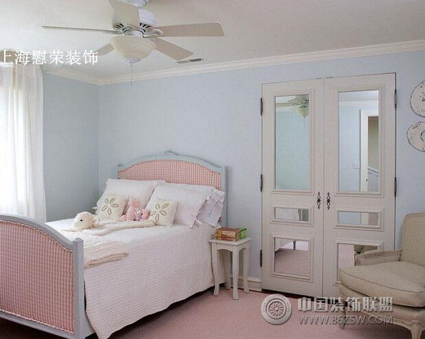 别墅 温馨小阁楼 过道装修效果图 八六装饰网装