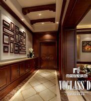 成都尚层装饰别墅装修复地御香山中式风格案例推荐中式风格别墅