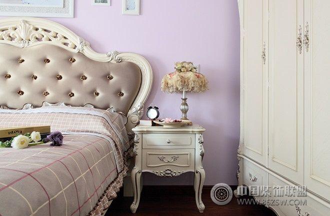 110平米田园风格三居 卧室装修效果图 -110平米田园风格三居 卧室装